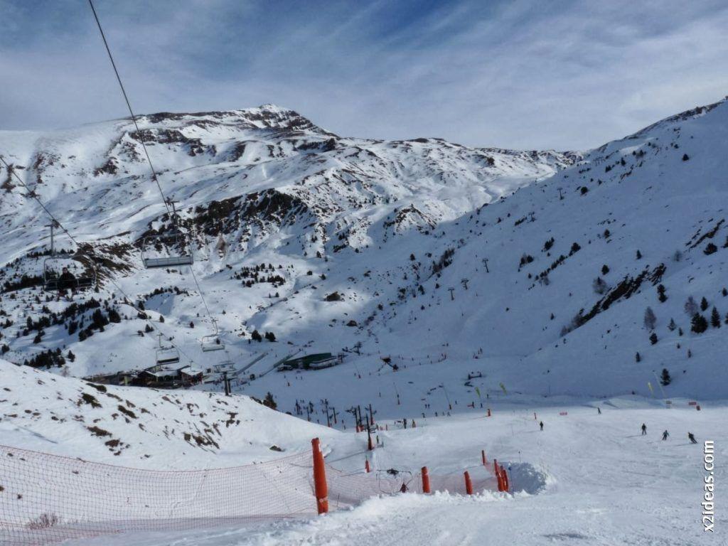 P1510426 1024x768 - Cerler (42), 10 de enero a la espera de más nieve ...