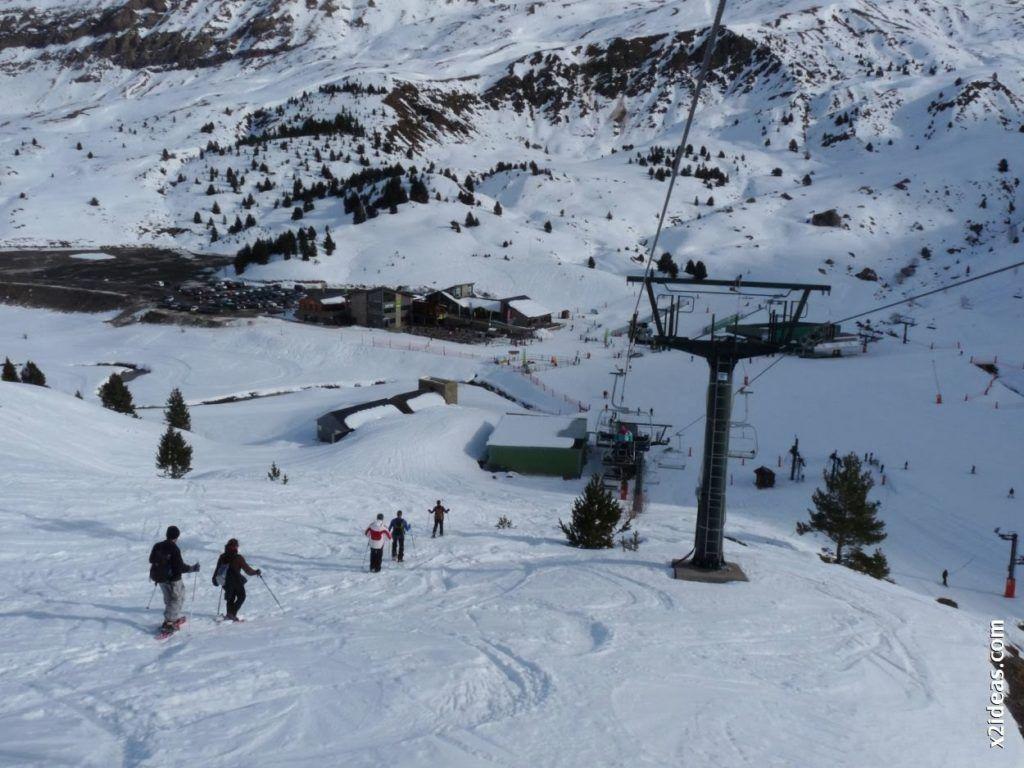 P1510428 1024x768 - Cerler (42), 10 de enero a la espera de más nieve ...