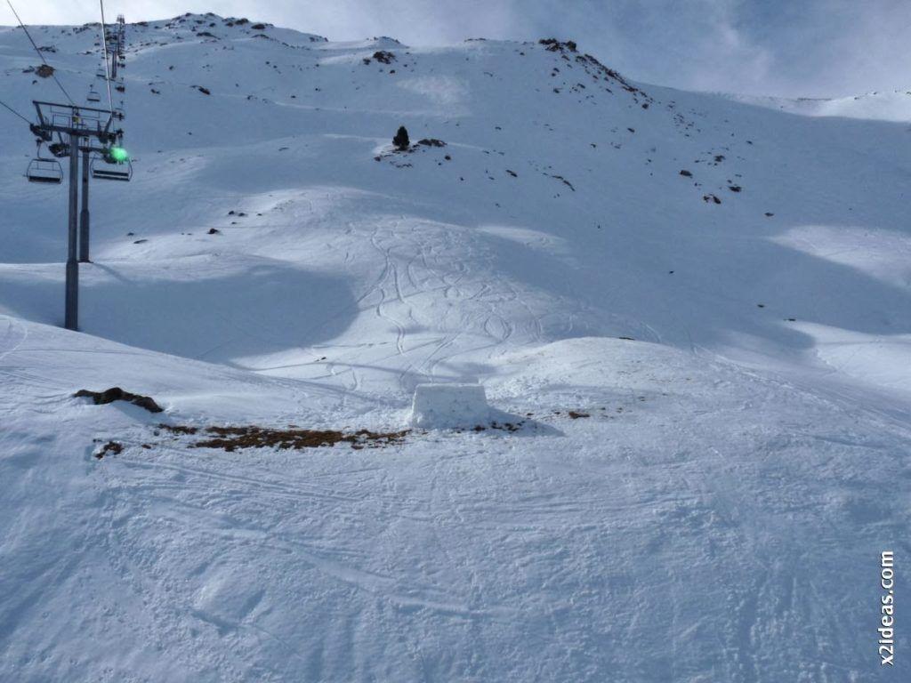 P1510437 1024x768 - Cerler (42), 10 de enero a la espera de más nieve ...