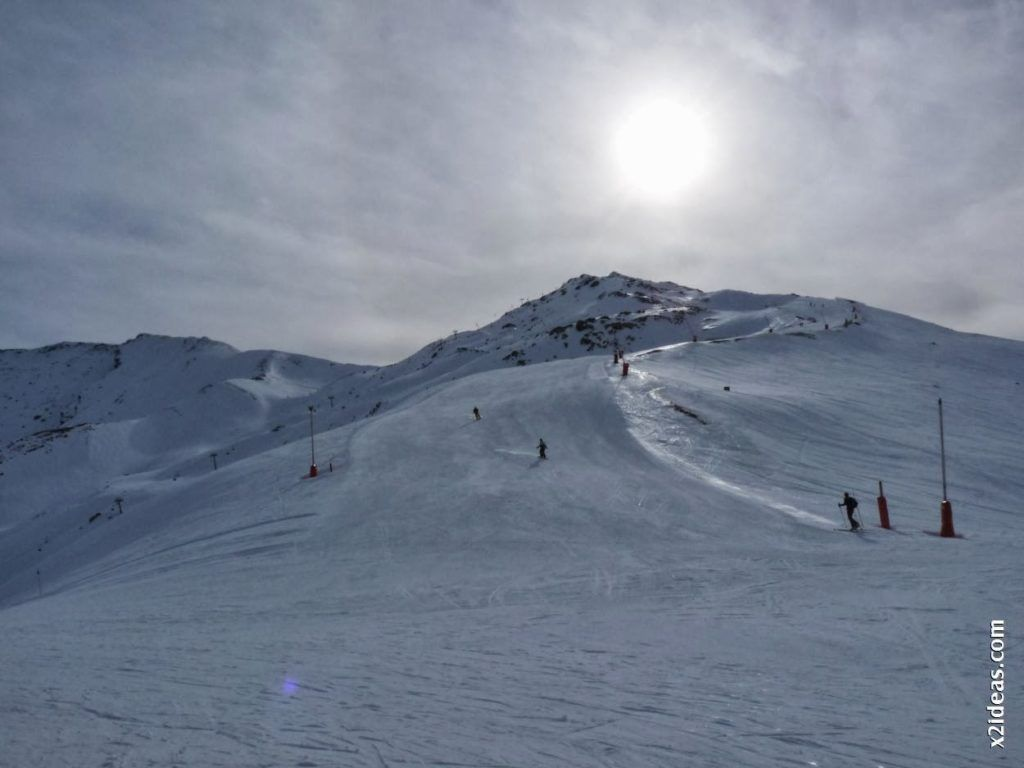 P1510444 1024x768 - Cerler (42), 10 de enero a la espera de más nieve ...