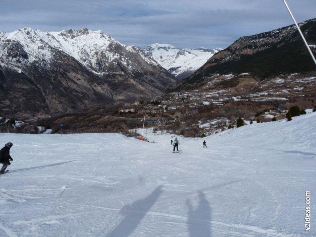 P1510448 1024x768 - Cerler (42), 10 de enero a la espera de más nieve ...