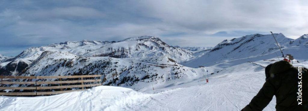 Panorama 2 001 1024x369 - Cerler (42), 10 de enero a la espera de más nieve ...