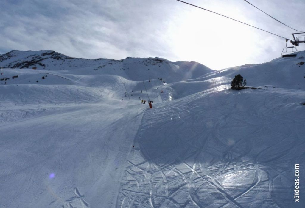 Panorama 6 001 1024x700 - Cerler (42), 10 de enero a la espera de más nieve ...