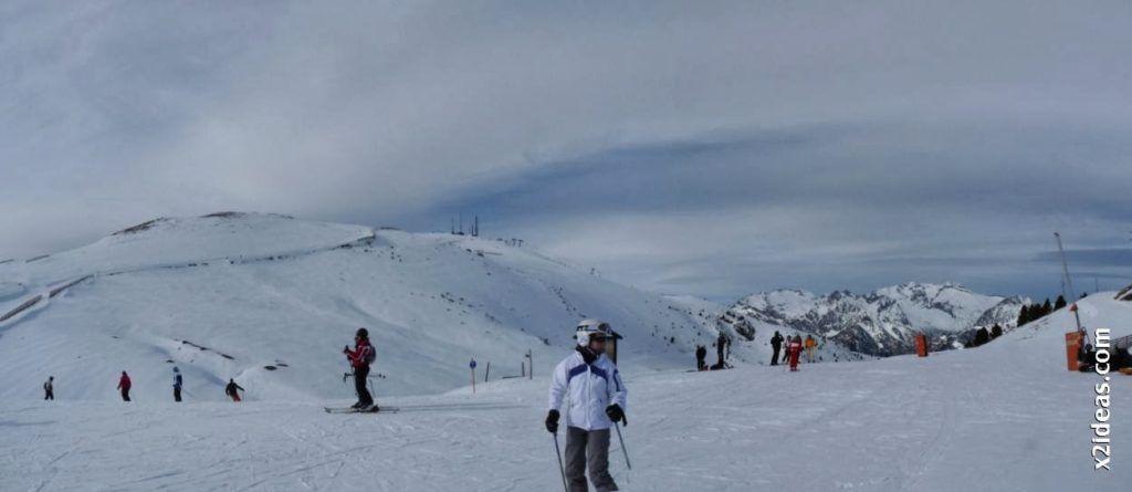 Panorama 7 001 1024x445 - Cerler (42), 10 de enero a la espera de más nieve ...