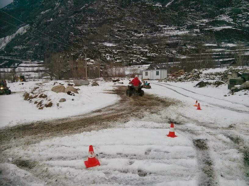 IMG 20140206 WA0006 - Quads & nieve en el Valle de Benasque