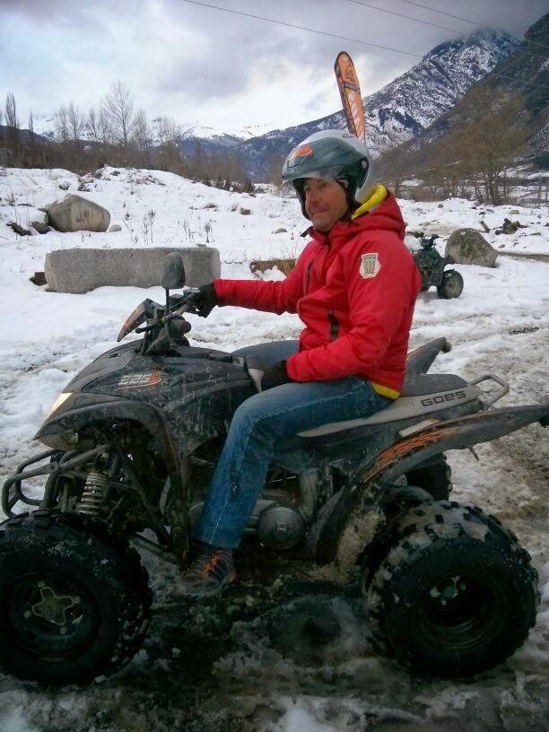 IMG 20140206 WA0007 - Quads & nieve en el Valle de Benasque