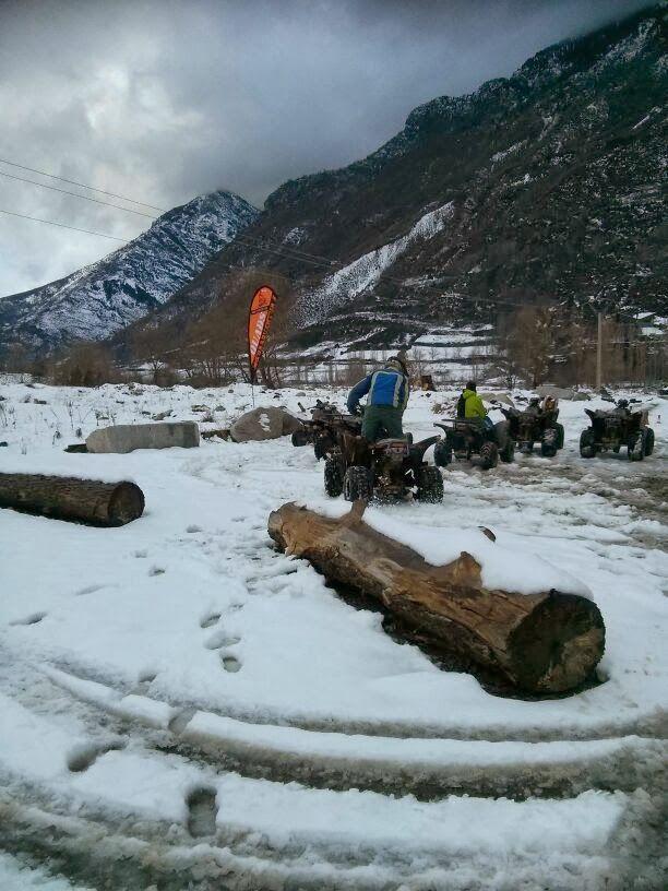 IMG 20140206 WA0019 - Quads & nieve en el Valle de Benasque