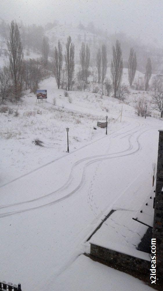 20140326 083519 - Y volvió a nevar en Cerler, después del veranito de marzo.