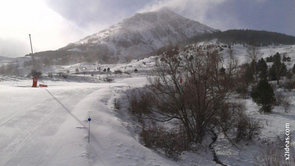 20140326 090952 1024x576 - Y volvió a nevar en Cerler, después del veranito de marzo.