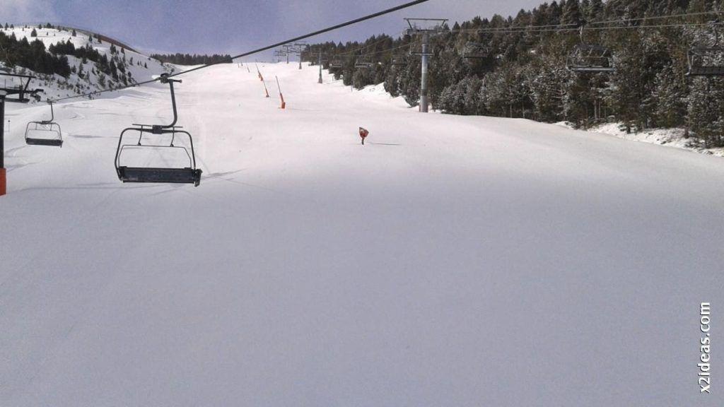 20140326 091506 1024x576 - Y volvió a nevar en Cerler, después del veranito de marzo.