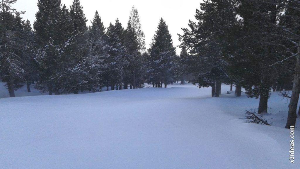 20140326 093911 1024x576 - Y volvió a nevar en Cerler, después del veranito de marzo.