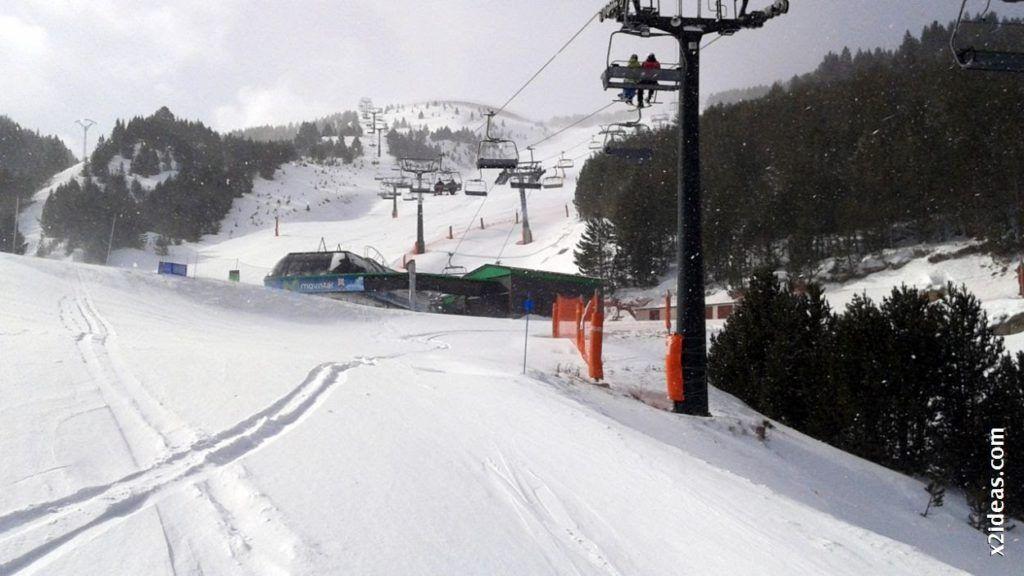 20140326 094249 1024x576 - Y volvió a nevar en Cerler, después del veranito de marzo.
