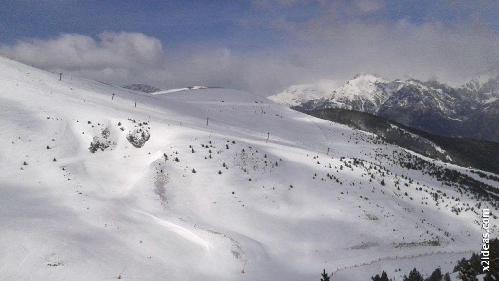 20140326 114549 1024x576 - Y volvió a nevar en Cerler, después del veranito de marzo.