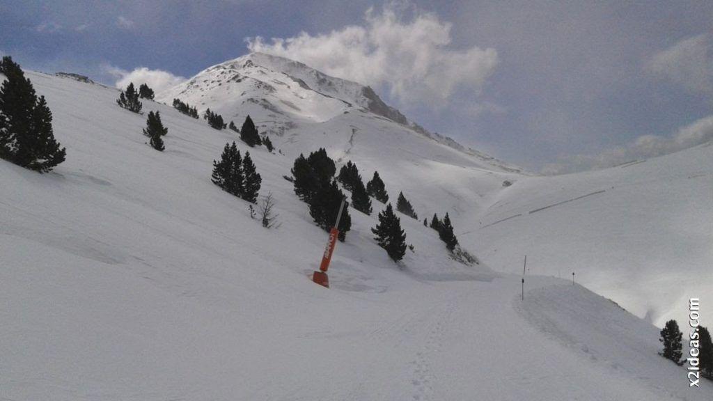 20140326 114553 1024x576 - Y volvió a nevar en Cerler, después del veranito de marzo.