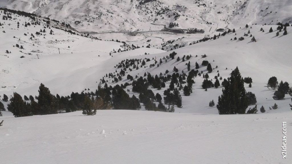 20140326 115156 1024x576 - Y volvió a nevar en Cerler, después del veranito de marzo.
