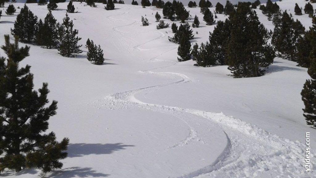 20140326 115338 1024x576 - Y volvió a nevar en Cerler, después del veranito de marzo.