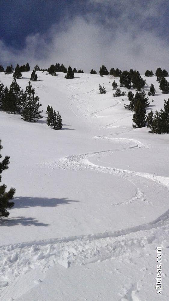 20140326 115346 - Y volvió a nevar en Cerler, después del veranito de marzo.
