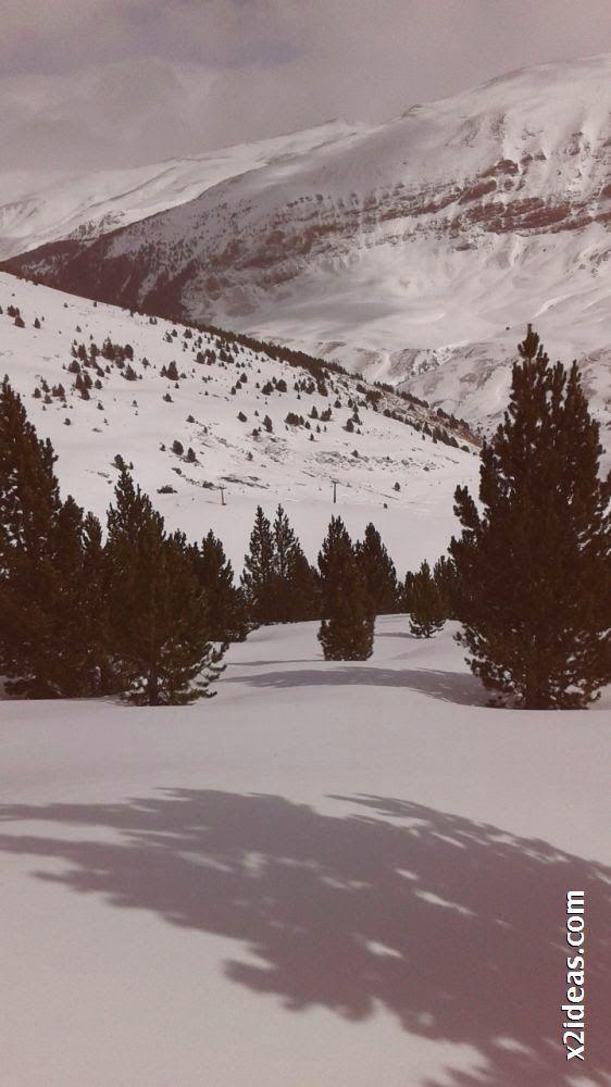 20140326 115350 - Y volvió a nevar en Cerler, después del veranito de marzo.