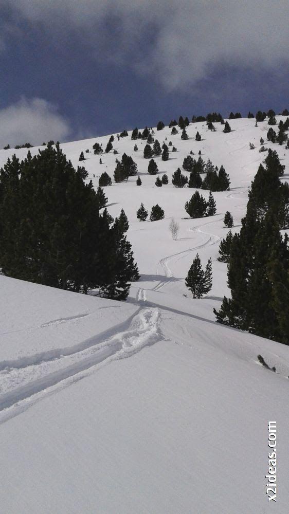 20140326 115513 - Y volvió a nevar en Cerler, después del veranito de marzo.