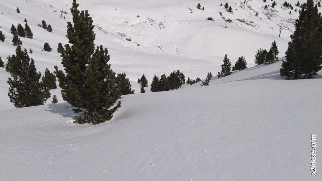 20140326 115519 1024x576 - Y volvió a nevar en Cerler, después del veranito de marzo.