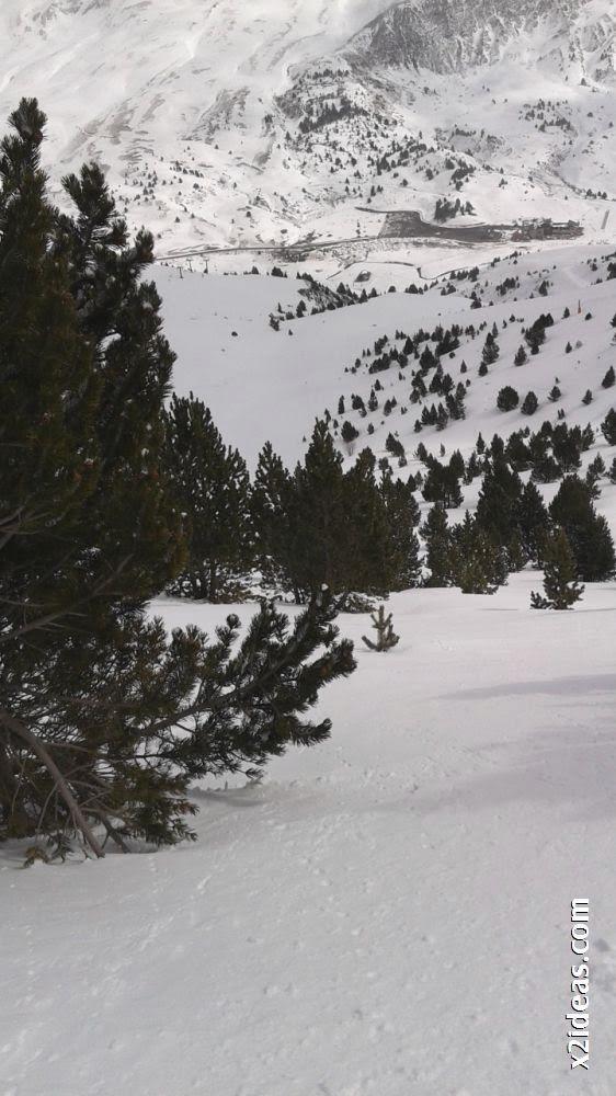 20140326 122356 - Y volvió a nevar en Cerler, después del veranito de marzo.