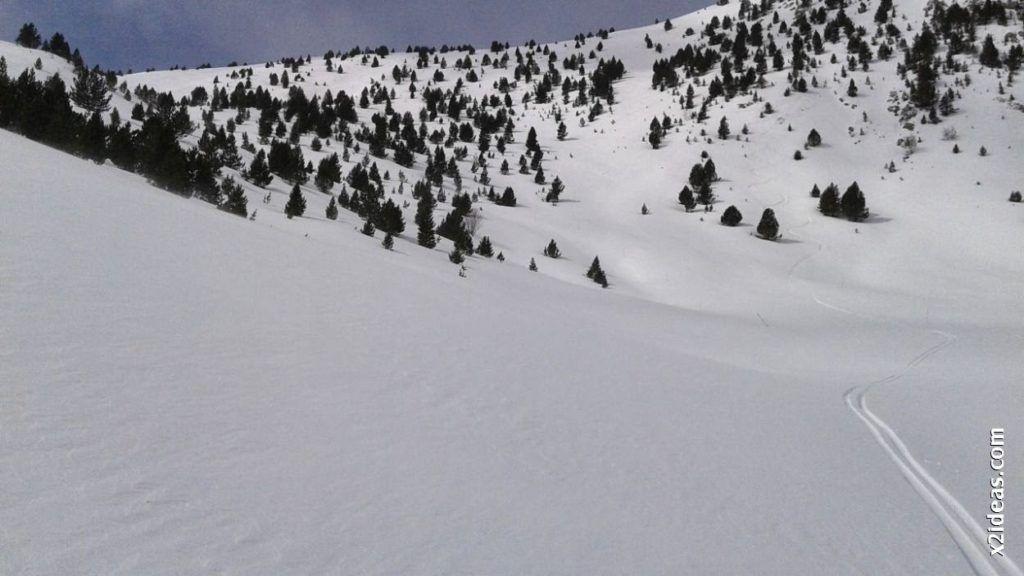 20140326 122801 1024x576 - Y volvió a nevar en Cerler, después del veranito de marzo.