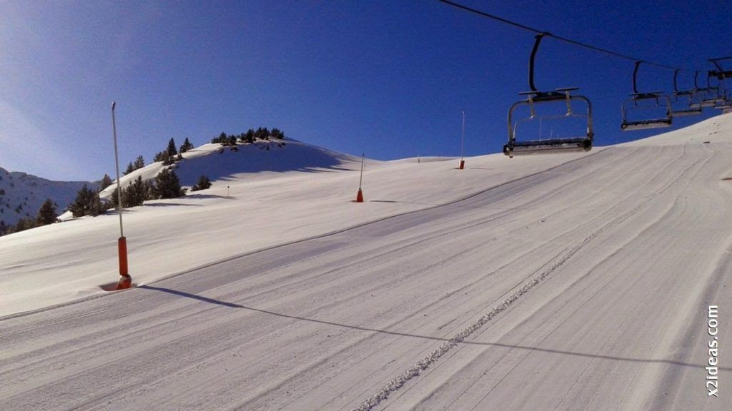 20140331 093620 1024x576 - Despidiendo marzo, Cerler se viste de blanco.