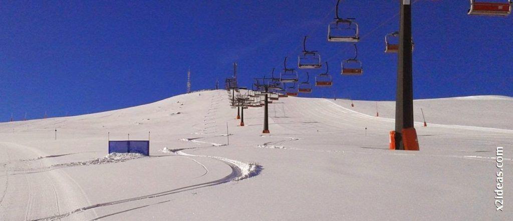 20140331 094656 1024x441 - Despidiendo marzo, Cerler se viste de blanco.