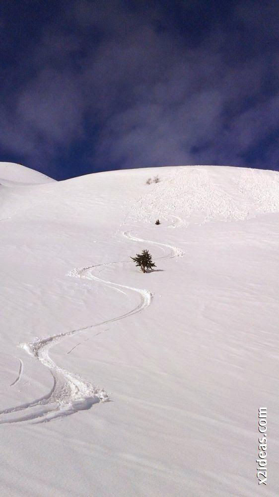 20140331 111426 - Despidiendo marzo, Cerler se viste de blanco.