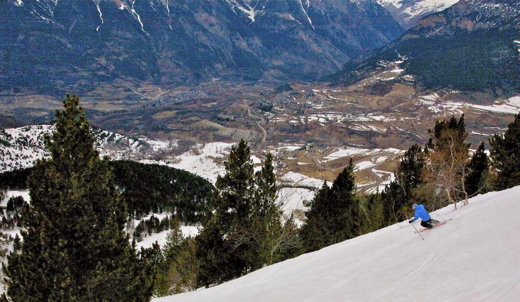 IMG 9884 man ski  1024x595 - Fotos de Jimmy Petterson de Cerler