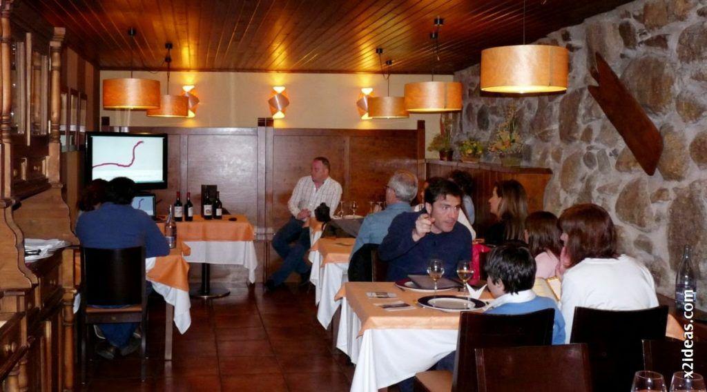 P1530058 1024x568 - Restaurante La Solana y Bodegas Vivanco excelente pareja.