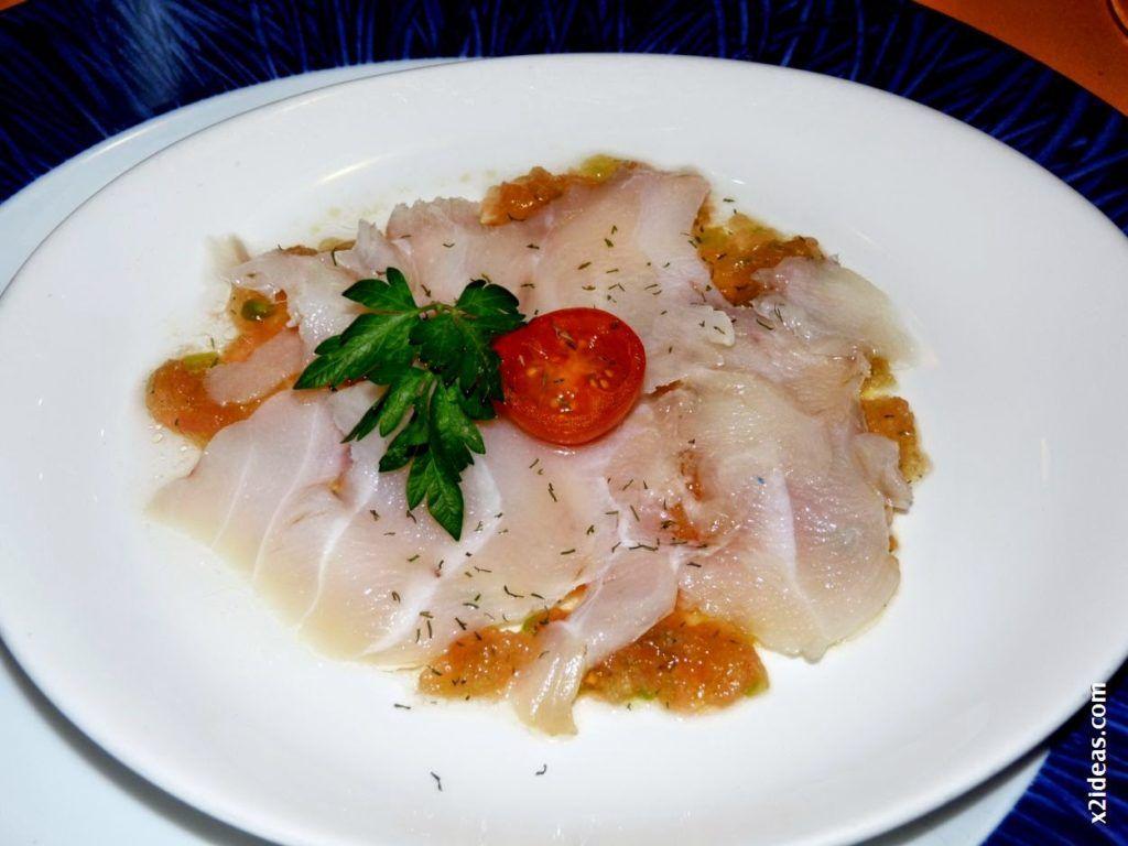 P1530066 1024x768 - Restaurante La Solana y Bodegas Vivanco excelente pareja.