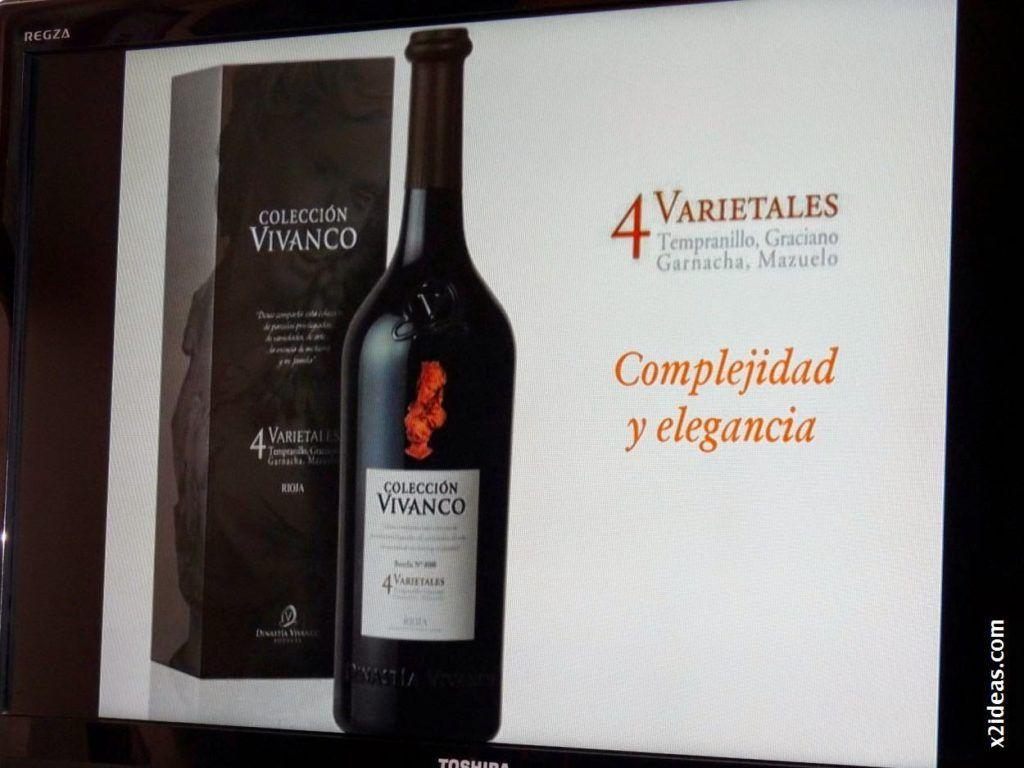 P1530072 1024x768 - Restaurante La Solana y Bodegas Vivanco excelente pareja.