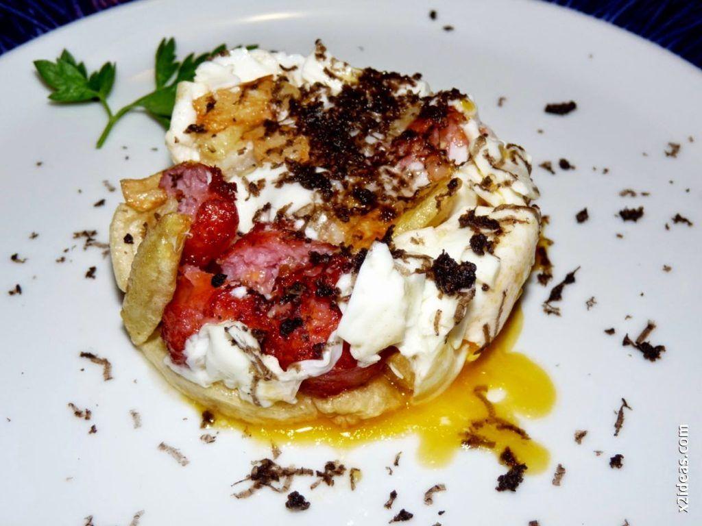 P1530078 1024x768 - Restaurante La Solana y Bodegas Vivanco excelente pareja.