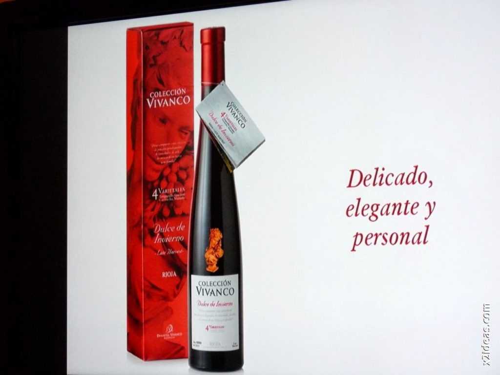 P1530085 1024x768 - Restaurante La Solana y Bodegas Vivanco excelente pareja.