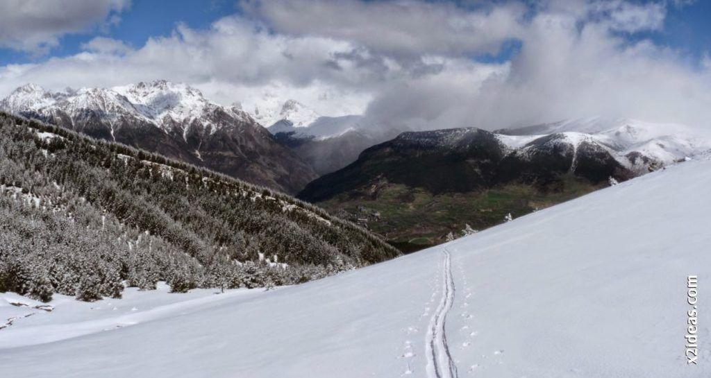Panorama 4 1024x545 - Rincón del Cielo y Rabosa con nieve nueva.