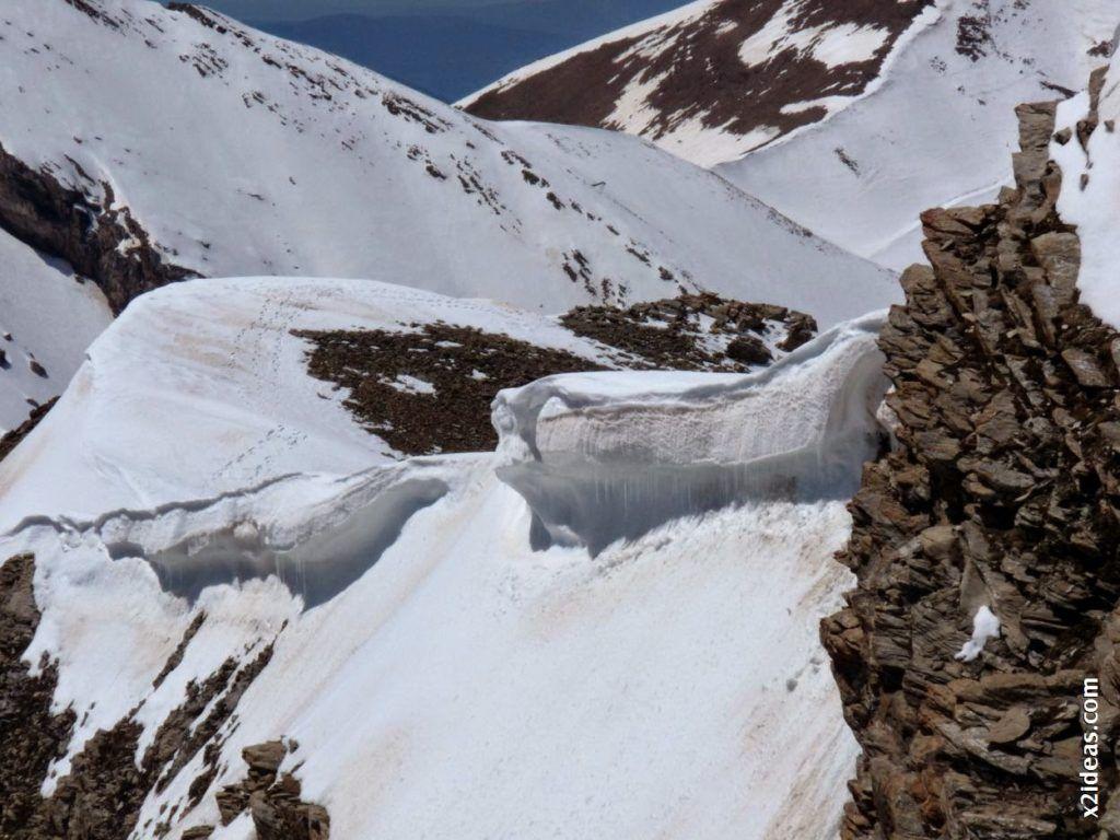P1530972 1024x768 - Pico Castanesa con los noruegos, buena bajada ...