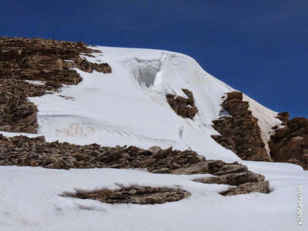 P1530979 1024x768 - Pico Castanesa con los noruegos, buena bajada ...