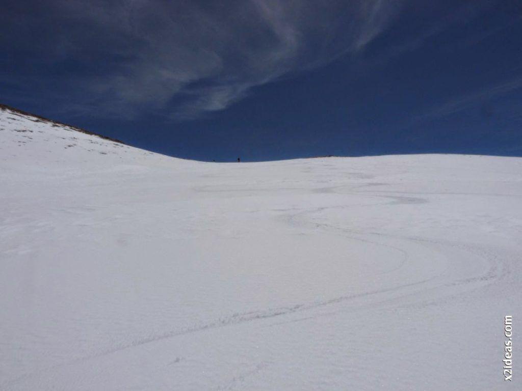 P1530991 1024x768 - Pico Castanesa con los noruegos, buena bajada ...