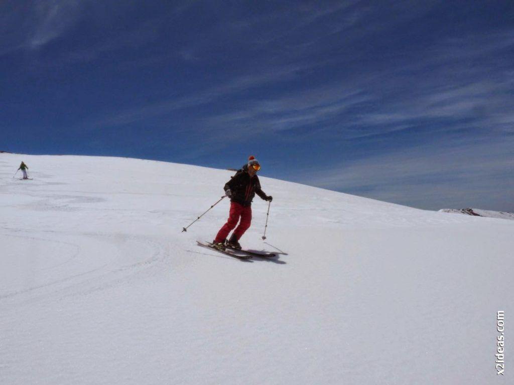P1530999 1024x768 - Pico Castanesa con los noruegos, buena bajada ...
