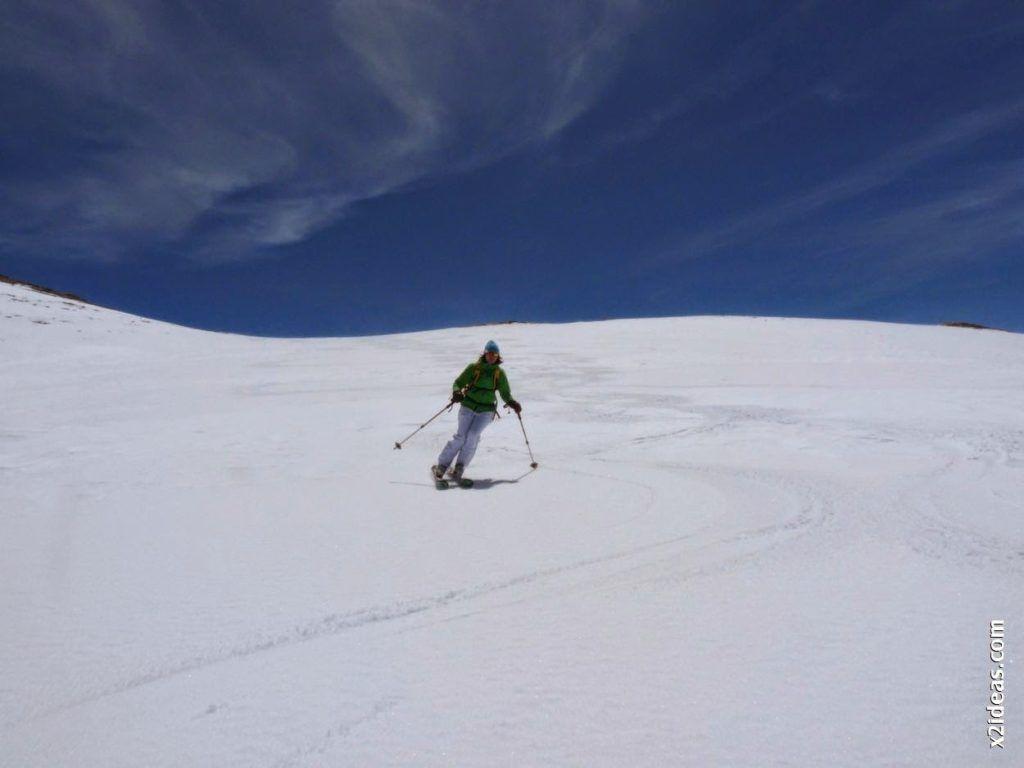 P1540004 1024x768 - Pico Castanesa con los noruegos, buena bajada ...
