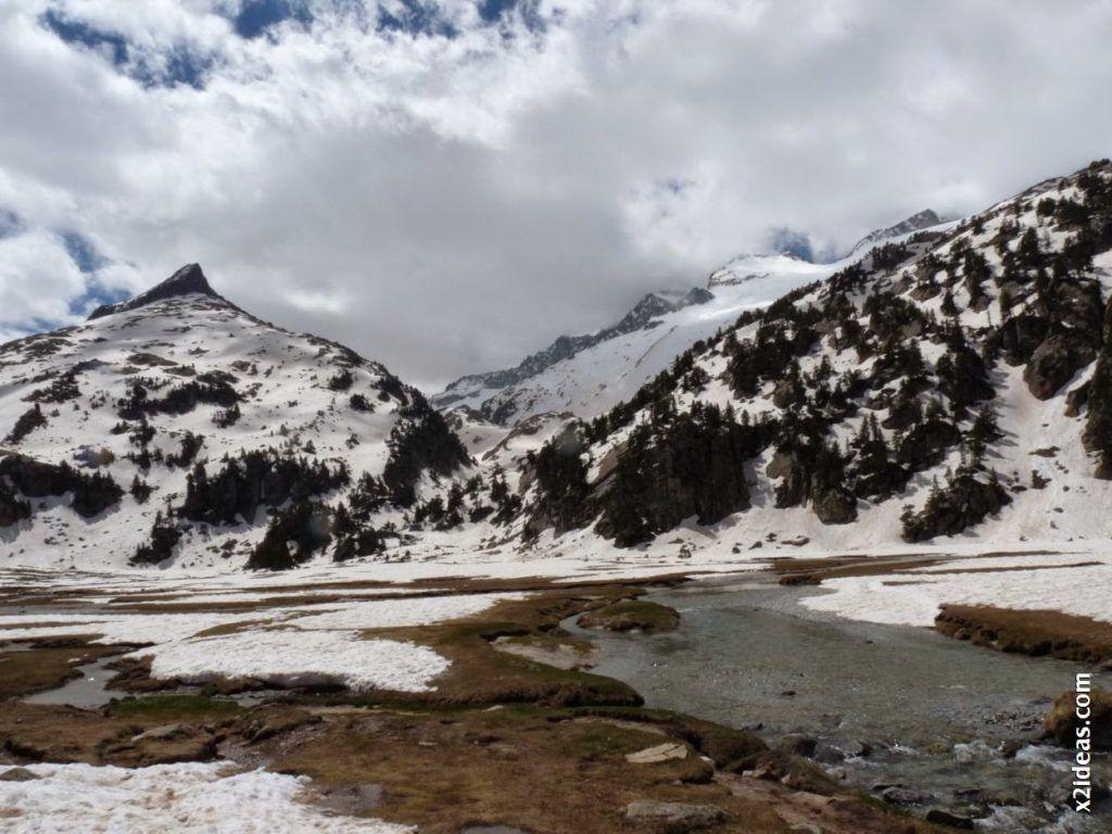 P1540422 1024x768 - Pisando nieve por Aigualluts, Valle de Benasque
