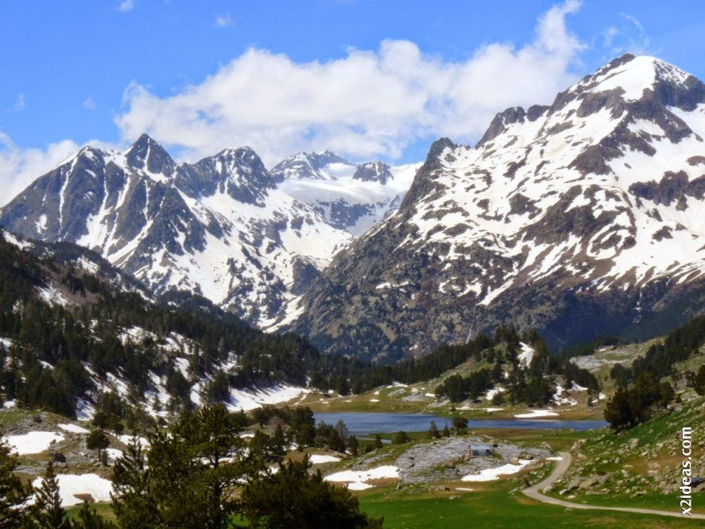 P1540428 1024x768 - Pisando nieve por Aigualluts, Valle de Benasque