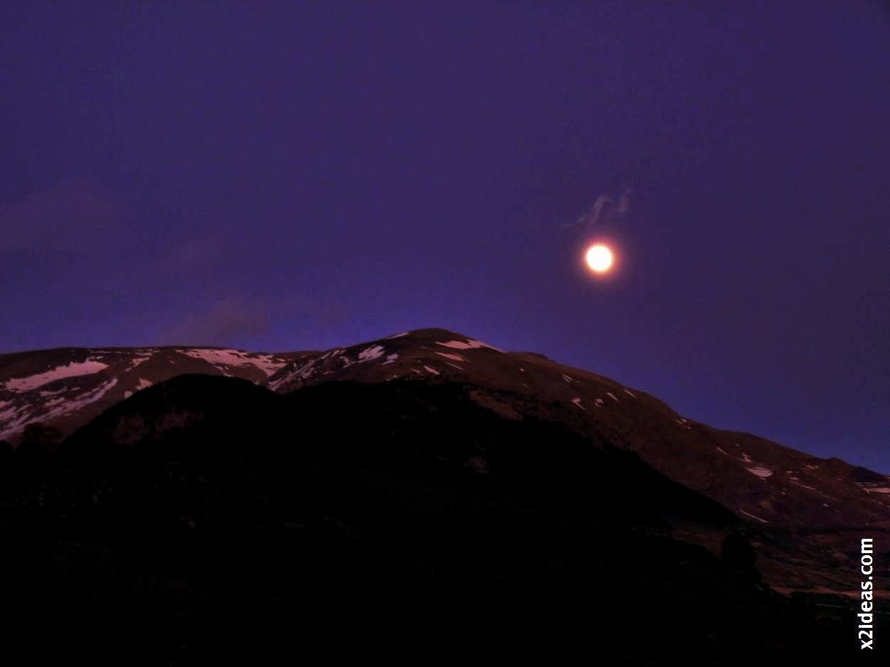 P1540434 1 - Luna llena sobre Cerler,Valle de Benasque. Pirineos.