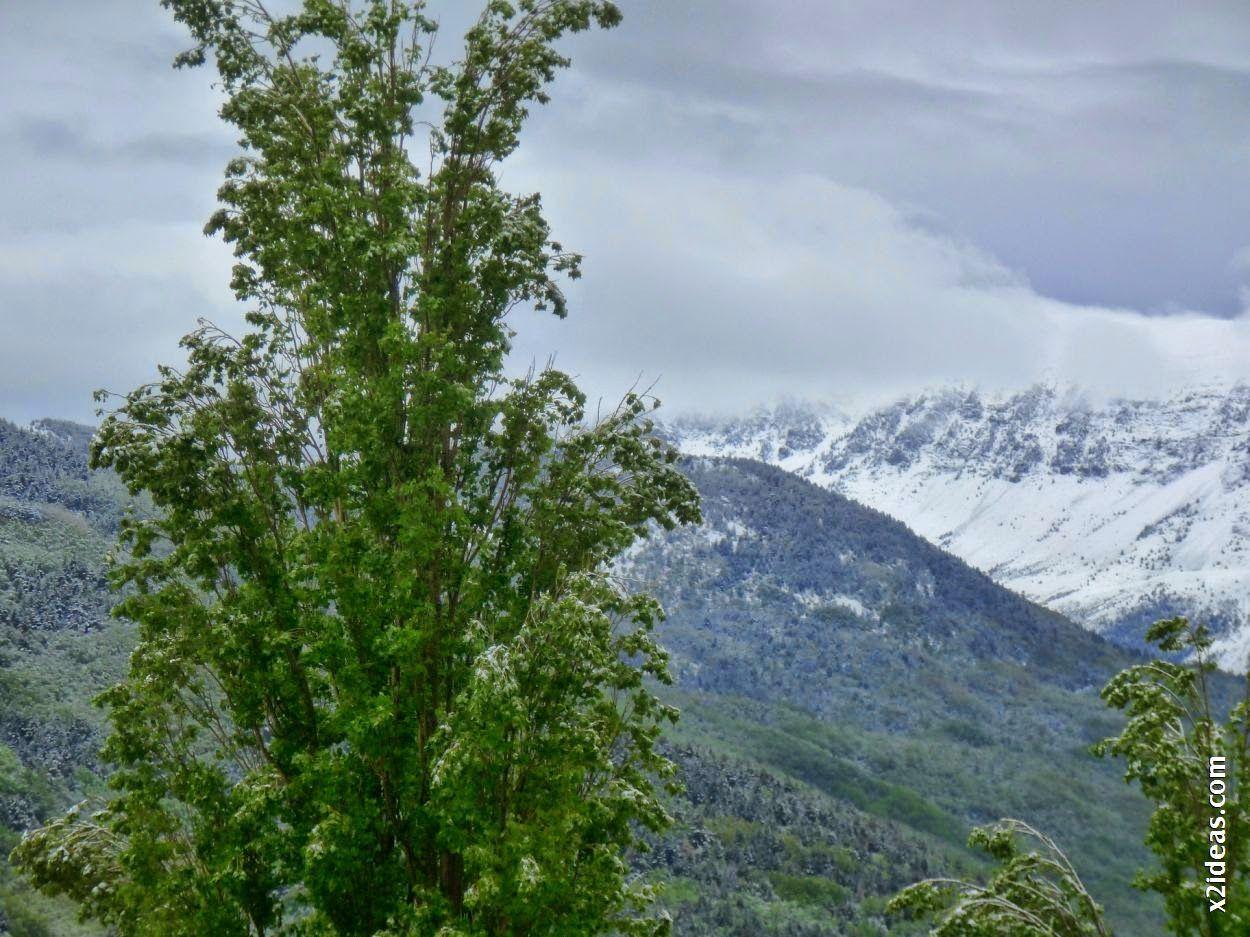P1540789 1 - Casi cerrando Mayo, con nieve en Cerler.