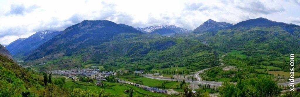 Panorama 1 001 2 1024x333 - Excursión de Los Tres Barrancos. Benasque.