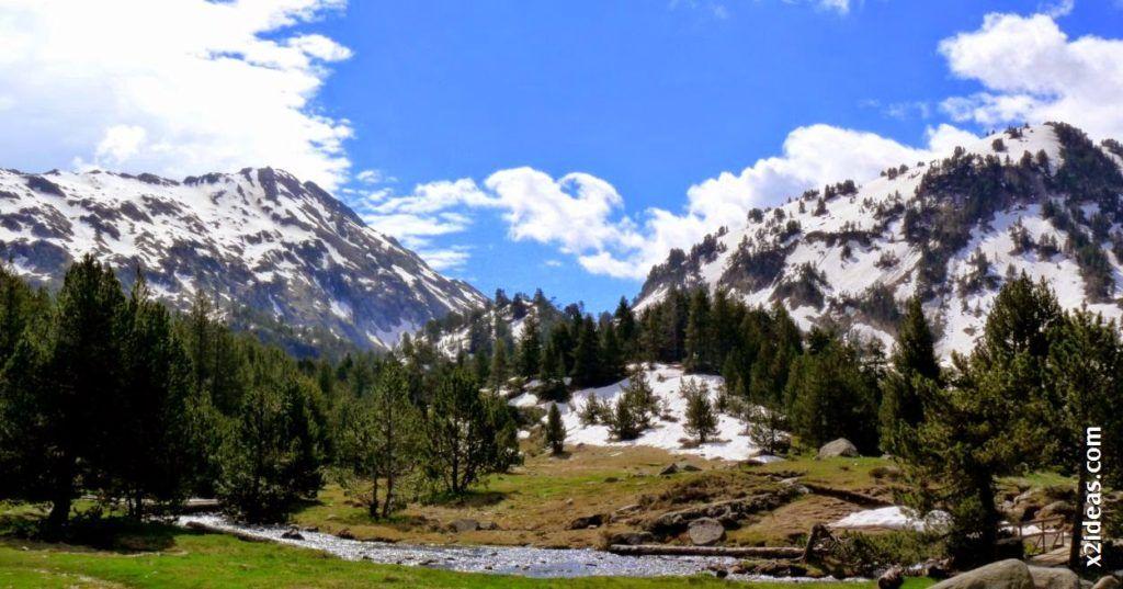 Panorama 2 001 3 1024x537 - Pisando nieve por Aigualluts, Valle de Benasque