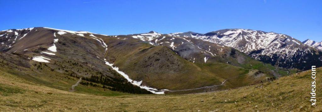 Panorama 6 001 1024x358 - Vuelta circular Camino de la Mina-Paluenga.