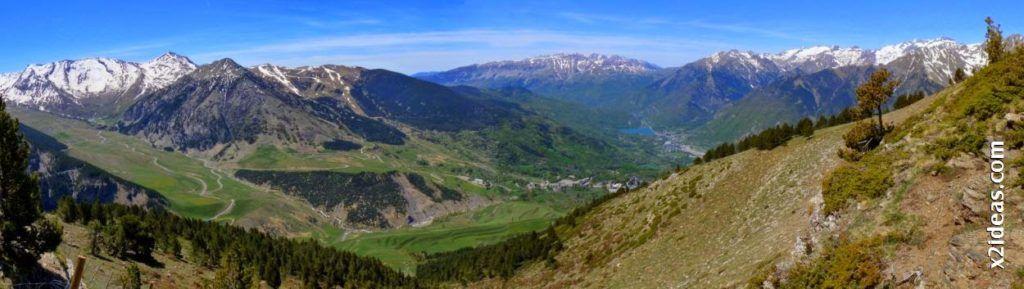 Panorama 7 001 1024x289 - Vuelta circular Camino de la Mina-Paluenga.