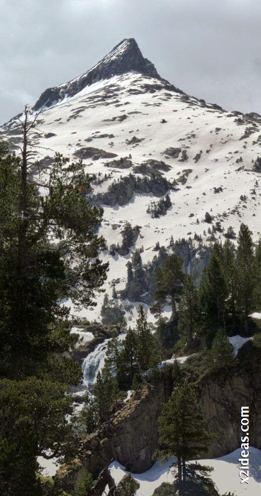 Panorama 9 001 - Pisando nieve por Aigualluts, Valle de Benasque